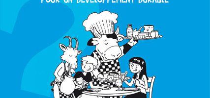 11De l'étable à la table, enjeux de la filière lait pour un développement durable est un livret associé à l'expo-quiz® De l'étable à la table, qui peut être utilisé indépendamment de l'expo-quiz®.