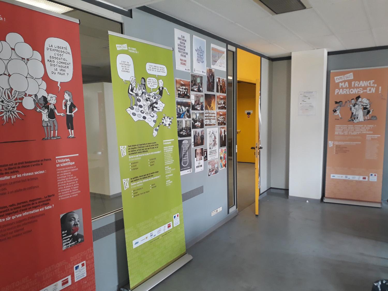 11Avec « Ma France, parlons-en ! », les jeunes de la Mission locale de Marseille abordent les discriminations autrement.