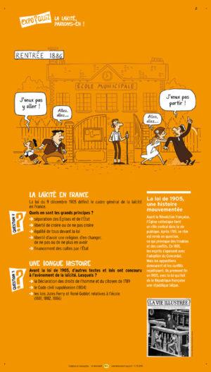La laïcité est un pilier de la vie publique en France, un principe constitutionnel de la République française.